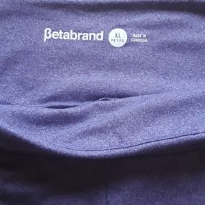 Betabrand  Pull On Active  Pants. XL  Petite